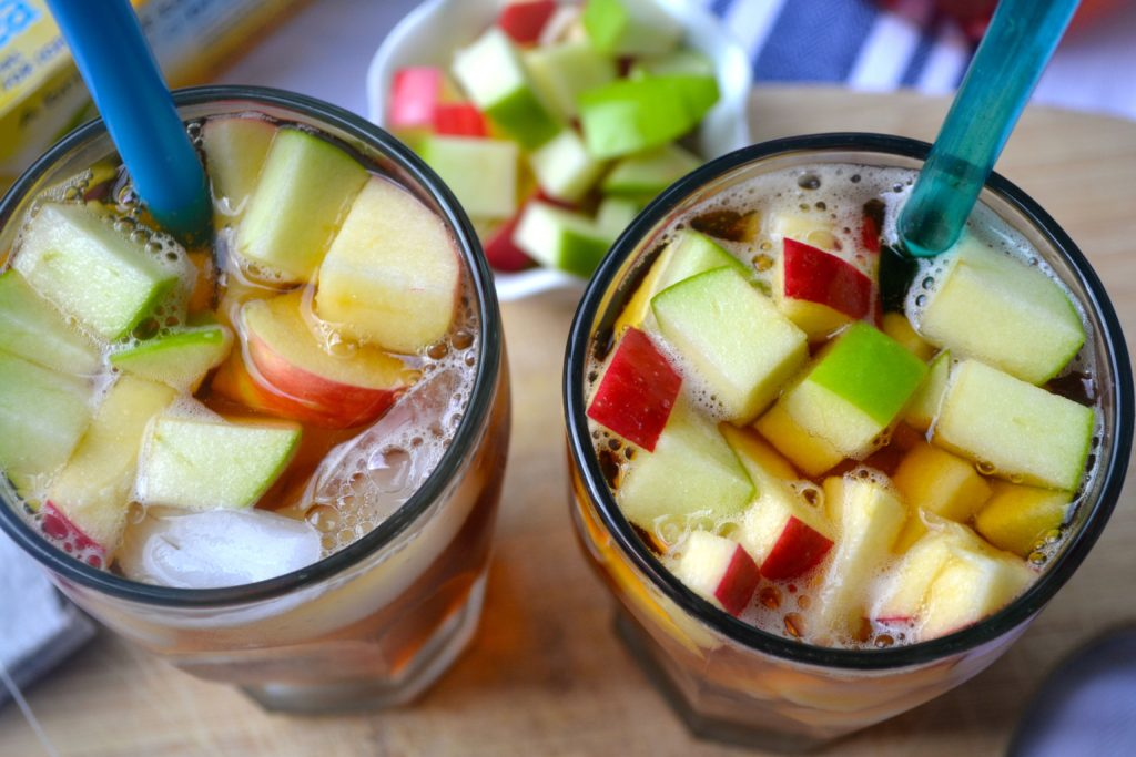 apple-inflused-iced-tea