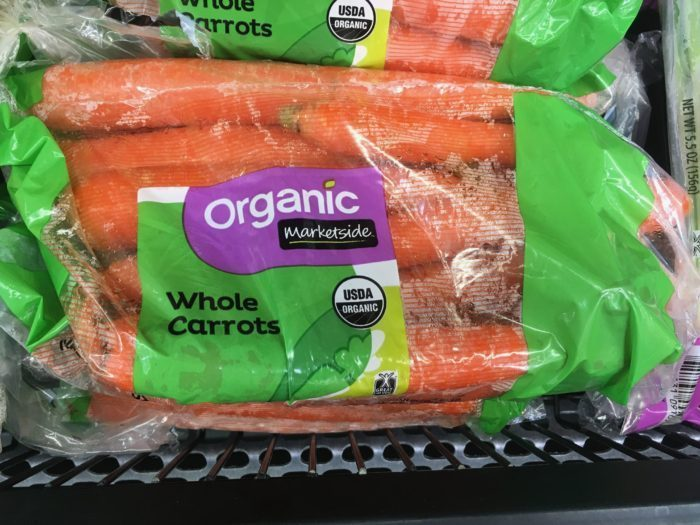 I Love The Natural Carrots At Walmart Such A Big Bag Of Them For High Price Made My Roasted Carrot Soup With Ginger Using These Few Weeks