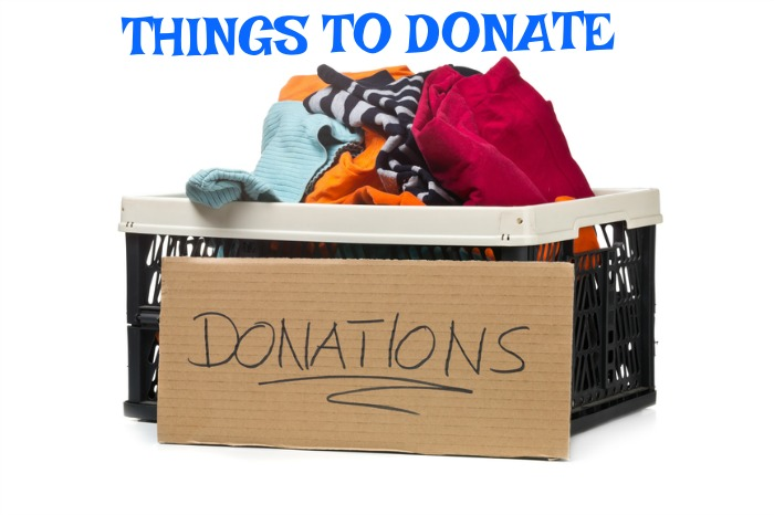 135 Things to recycle, donate or toss  – Make the Best of Everything