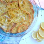 Lemon French Toast Casserole