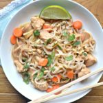 Instant Pot Pad Thai Chicken