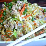 Four Egg Roll in a Bowl Recipes