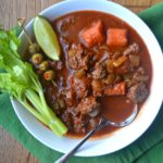 Bloody Mary Goulash – Instant Pot Recipe