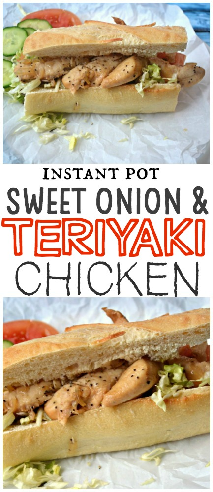 Sweet Onion and Teriyaki Chicken Sandwich – Make the Best