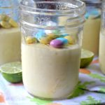 Pressure Cooker Key-Lime Pie Cups- And Celebrating Easter!