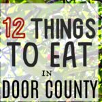 12 things to eat in Door County