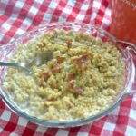 Pressure Cooker Maple-Bacon Steel Cut Oats