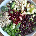 winter broccoli salad