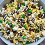 Game Day Popcorn Mix