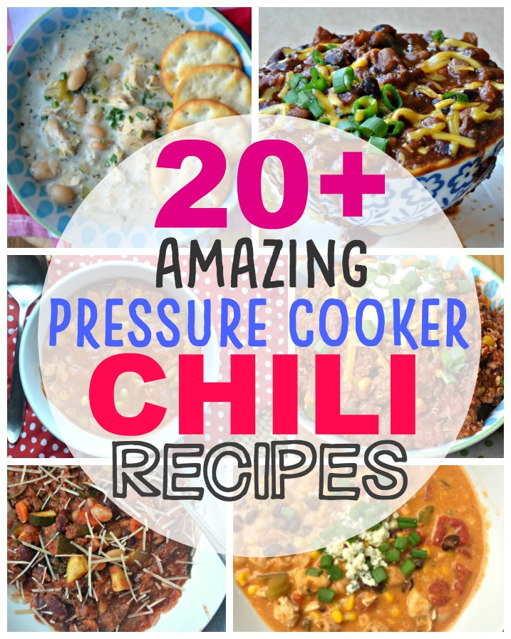 20 Crazy Good Pressure Cooker Chili recipes – Make the Best of