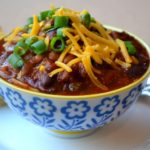 Pressure Cooker or Slow Cooker Sweet Baked Beans Chili