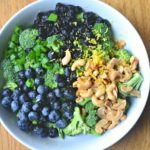 Blueberry Lemon Poppyseed Broccoli Salad