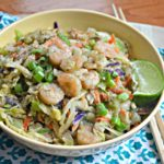 Whole 30 Almond Thai Basil Egg Roll in a Bowl – Instant Pot Option