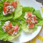 Whole 30 Bacon Lettuce Tomato Chicken Salad