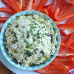 Caramelized Onion Chicken Dip