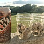 Cookies and Cream Root Beer Floats
