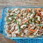 Almond Thai Basil Chicken Salad