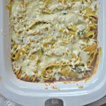 Slow Cooker No Bake Butternut Squash Stuffed Shells