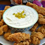 Pickle Juice Ranch Dip