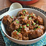 Instant Pot Meatloaf balls