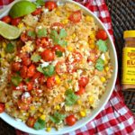 Instant Pot Everything but the Elote Chicken and Rice