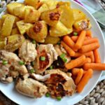 Instant Pot Italian Dressing Chicken Thighs