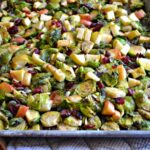 Apple Cinnamon Brussels Sprouts