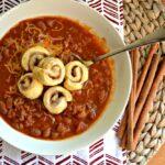 Instant Pot Sweet Cinnamon Chili