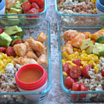 Dorothy Lynch Chicken Meal Prep Grain Bowls