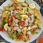 Quick Cobb Salad Loaded Fries