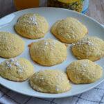 Pineapple Juice Cookies