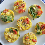 Everything but the Bagel  Egg muffins