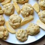 Mango White Chocolate Chip Cookies