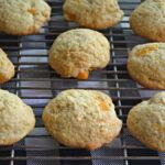 Peach Cream Cheese Cookies
