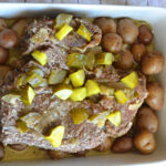 Ranch Pickle Pot Roast