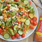 Dorothy Lynch Sweet Grilled Corn Salad
